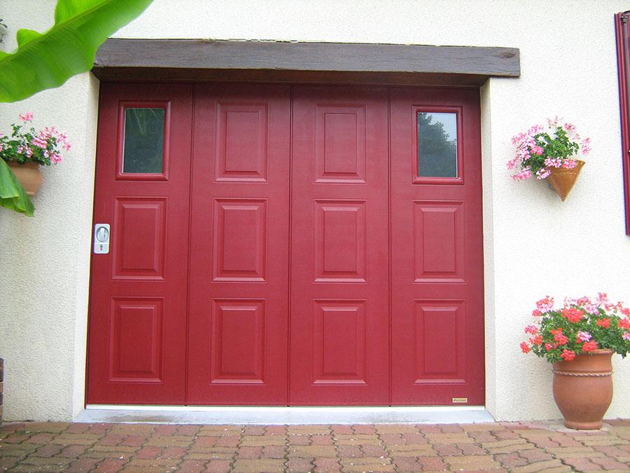 Pose de porte de garage autour de rennes aluminium sectionnelle basculante coulissante - Pose de porte ...